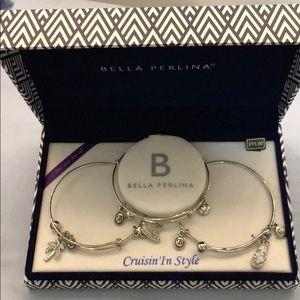 "Bella Perlina ""Cruisin' in Style"" Bracelets Set"